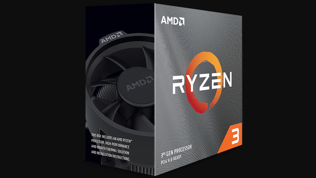 AMD Ryzen 3 3100 Overclocked to Nearly 6 GHz