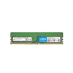 CT4G4DFS824A Crucial 4GB DDR4-2400 NON UDIMM PC4-19200T, Server Memory Ram