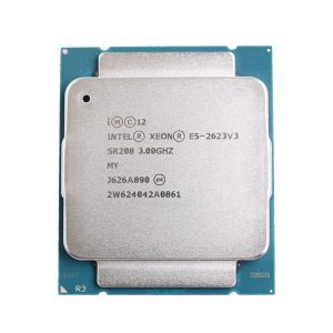 HP DL360 Gen9 E5-2623v3 Kit, 4 Cores Processor