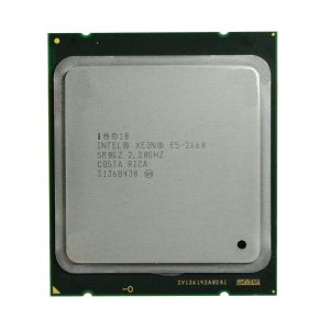 Intel Xeon E5-2660 20M Cache, 2.20 GHz,SR0GZ, 8 Cores Processor