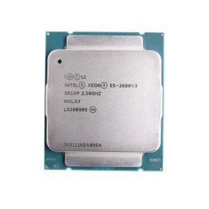 HP DL380 Gen9 E5-2680v3 Kit, 12 Cores Processor