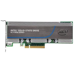 Intel  SSD DC P3608 Series 1.6TB, 1/2 Height PCIe 3.0 x8, 20nm, MLC,SSDPECME016T401