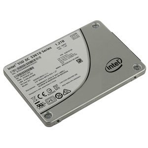 Intel  SSD DC S3610 Series 1.2TB, 2.5in SATA 6Gb/s, 20nm, MLC,SSDSC2BX012T401