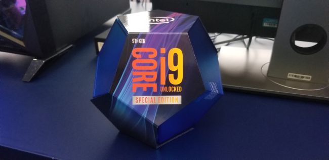 Intel Kills Off Core i9-9900K Speciality Dodecahedron Packaging
