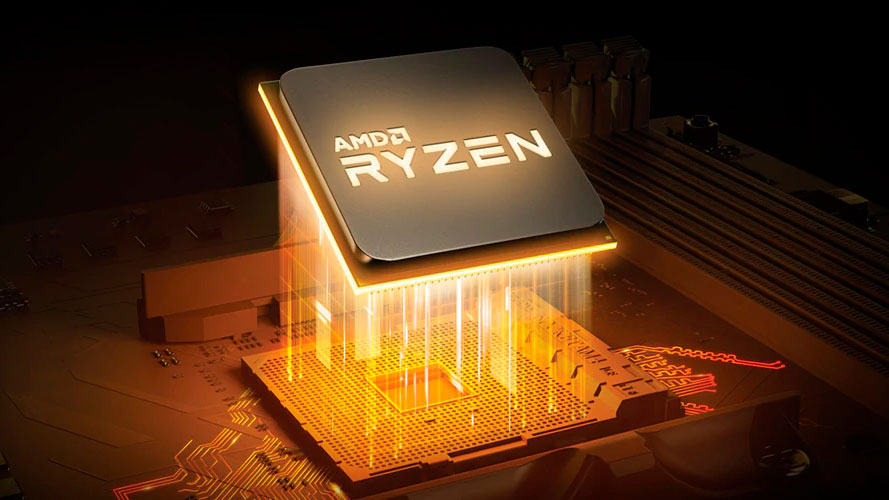 Alleged AMD Ryzen Renoir Desktop APU Surfaces With 8 Cores