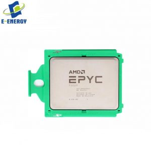 AMD EPYC 7502P 2.5 GHz, Socket SP3, 128MB L3 Cache, 180W, 100-000000045, 32 Cores Server Processor