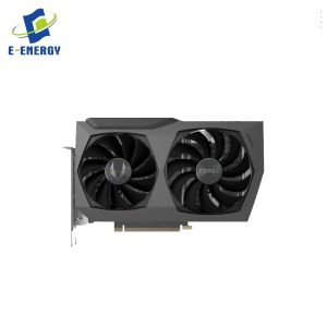 ZOTAC GeForce RTX 3070 Twin Edge 8GB ZT-A30700E-10P, PCI Express 4.0 X16, GDDR6, 256Bit, Graphics Processing Unit