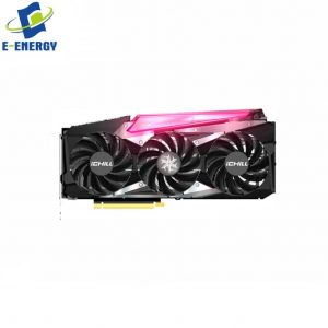 Inno3D iChill RTX 3060 Ti X3 8GB, PCI Express 4.0 X16, GDDR6, 256 Bit, Graphics Processing Unit