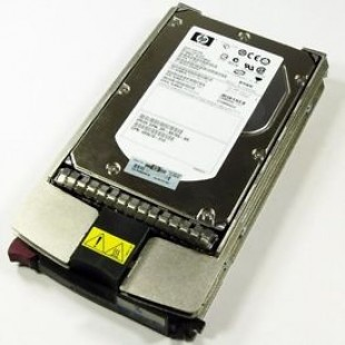 HP 411261-001 Universal Ultra320 SCSI 300GB 15k 3.5Inch Hdd