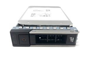 Dell EMC 24HF9 16TB 7K RPM SAS 12Gbps 512e 3.5in Hot-plug Hard Drive with 14G Kit