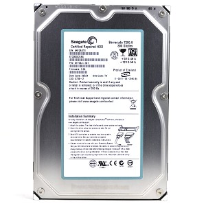 SEAGATE ST3300831AS 300GB-7200RPM SATA HARD DRIVES
