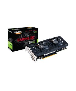 Inno3d GeForce GTX 1060 Gaming OC 6GB Pascal Series Graphics Card