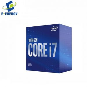 Intel Core i7-10700F 8 Cores up to 4.8 GHz LGA1200 65W Desktop Processor