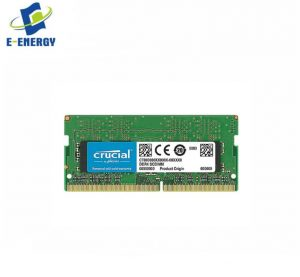 Crucial 8GB 260-Pin DDR4 SODIMM 3200Mbps PC4 25600 CT8G4SFS832A  Laptop Memory